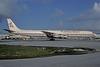 Florida West International Airways (2nd) McDonnell Douglas DC-8-61 (F) N161DB (msn 45980) MIA (Bruce Drum). Image: 102709.