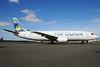 Fly Guam (Sky King Airlines) Boeing 737-4Y0 N238AG (msn 23866) HNL (Ivan K. Nishimura). Image: 906076.