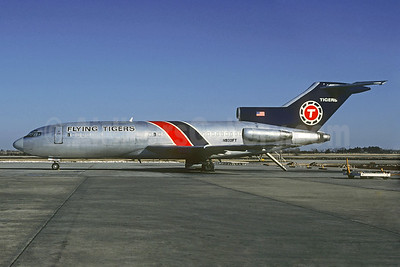 Flying Tigers Boeing 727-35 (F) N932FT (msn 19834) (Christian Volpati Collection). Image: 931302.