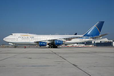 Focus Air Cargo Boeing 747-236B (SF) N362FC (msn 22304) MIA (Bruce Drum). Image: 102278.