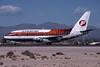 Frontier Airlines (1st) Boeing 737-291 N7377F (msn 20365) LAS (Jay Selman). Image: 400339.