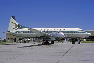 "Airline Color Scheme - Introduced 1959 - Best Seller - ""Sunliner Pima"""