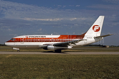 Frontier Airlines (1st)