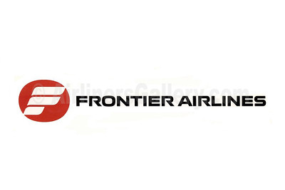 1. Frontier Airlines (1st) logo