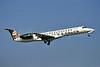Frontier Airlines (2nd)-Chautauqua Airlines Embraer ERJ 145LR (EMB-145LR) N288SK (msn 145461) (Owl) MKE (Ron Kluk). Image: 907178.