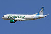 Frontier Airlines (2nd) Airbus A320-251N WL N304FR (msn 7367) (Jack, the Rabbit) DCA (Brian McDonough). Image: 936884.