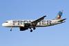 Frontier Airlines (2nd) Airbus A320-214 N213FR (msn 4704) (Elk) SAN (James Helbock). Image: 907344.