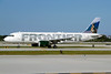 Frontier Airlines (2nd) Airbus A320-214 N209FR (msn 4641) (Antelope) FLL (Luimer Cordero). Image: 907914.
