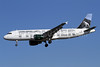 Frontier Airlines (2nd) Airbus A320-214 N216FR (msn 4745) (Mountain Goat) LAX (James Helbock). Image: 907783.