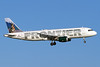 Frontier Airlines (2nd) Airbus A320-214 N209FR (msn 4641) (Antelope) DCA (Brian McDonough). Image: 920956.