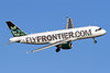 FlyFrontier.com (Frontier Airlines 2nd) Airbus A320-214 N221FR (msn 3205) (Tree Frog) DCA (Brian McDonough). Image: 922198.