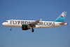 FlyFrontier.com (Frontier Airlines 2nd) Airbus A320-214 N223FR (msn 2695) (Flamingo) LAS (Keith Burton). Image: 936764.