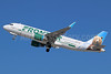 Frontier Airlines (2nd) Airbus A320-214 WL N227FR (msn 6184) (Grizwald, the Bear) LAX (Michael B. Ing). Image: 935950.