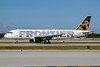 Frontier Airlines (2nd) Airbus A320-214 N202FR (msn 3431) (Bighorn Sheep) FLL (Luimer Cordero). Image: 907913.