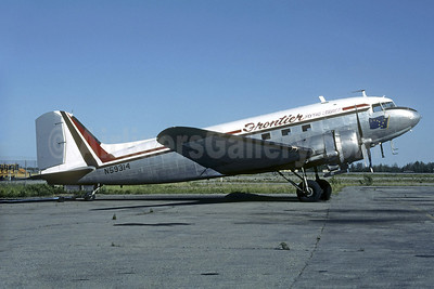 Frontier Flying Service Douglas C-47A-DK (DC-3) N59314 (msn 12363) (Christian Volpati Collection). Image: 937905.