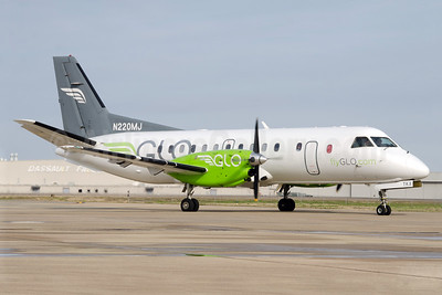 GLO Airlines (flyGLO.com) (Corporate Flight Management) SAAB 340B N220MJ (msn 220) LIT (Jason Hamm). Image: 938900.