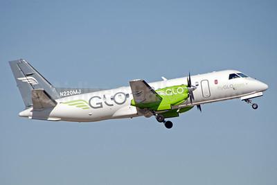 GLO Airlines (flyGLO.com) (Corporate Flight Management) SAAB 340B N220MJ (msn 220) LIT (Jason Hamm). Image: 938892.