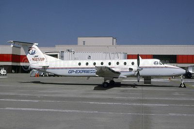 GP-Express Airlines Beech 1900C N125GP (msn UB-6) ATL (Jay Selman). Image: 404064.