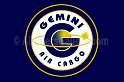 1. Gemini Air Cargo logo
