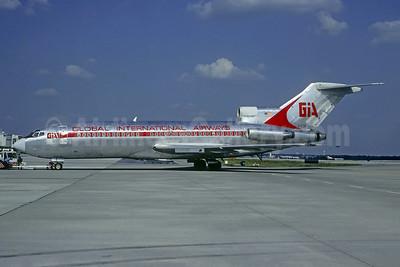 Global International Airways-GIA Boeing 727-23 N1908 (msn 19183) ATL (Norbert G. Raith). Image: 942977.