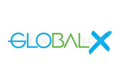 1. GlobalX logo