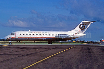 Great American Airways McDonnell Douglas DC-9-15 N1068T (msn 45782) SJC (Thomas Livesey). Image: 913867.