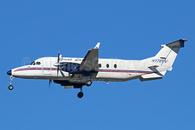 Great Lakes Airlines (USA) Beech (Raytheon) 1900D N178YV (msn UE-178) LAX (Michael B. Ing). Image: 922411.