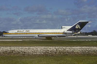 Gulf Air Transport Boeing 727-247 N502AV (msn 20580) FLL (Christian Volpati Collection). Image: 936568.