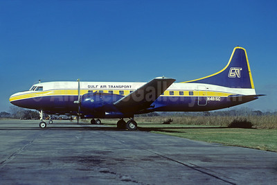 Gulf Air Transport Convair 440-38 N4815C (msn 117) LFT (Christian Volpati Collection). Image: 931267.