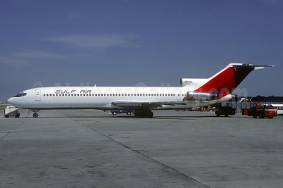 Gulf Air Transport Boeing 727-281 N504AV (msn 20726) (Air Malta partial colors) STL (Christian Volpati Collection). Image: 936570.