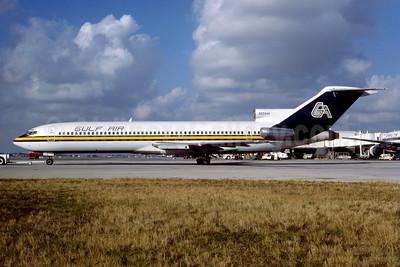 Gulf Air Transport Boeing 727-281 N504AV (msn 20726) MIA (Bruce Drum). Image: 103059.