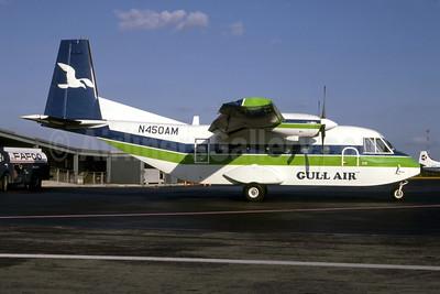 Gull Air CASA C-212 Aviocar Series 200 N450AM (msn 164) MIA (Bruce Drum). Image: 105167.