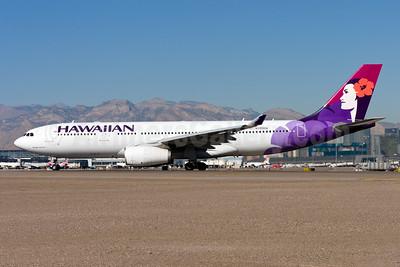 Hawaiian Airlines Airbus A330-243 N399HA (msn 1496) LAS (Gunter Mayer). Image: 953336.