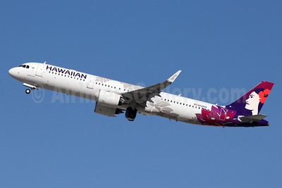 Hawaiian Airlines Airbus A321-271N WL N226HA (msn 9127) LAX (Michael B. Ing). Image: 948204.