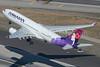 Hawaiian Airlines Airbus A330-243 N384HA (msn 1259) LAX (Wingnut). Image: 922447.