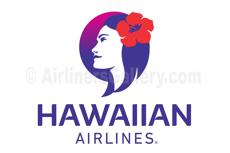 1. Hawaiian Airlines logo