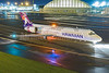 Hawaiian Airlines unveils a revised brand and livery
