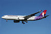 Hawaiian Airlines Airbus A330-243 F-WWYX (N380HA) (msn 1104) TLS (Eurospot). Image: 904720.