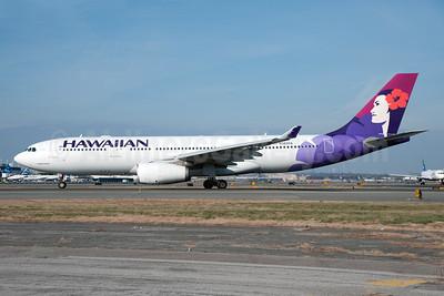 Hawaiian Airlines Airbus A330-243 N382HA (msn 1171) JFK (Fred Freketic). Image: 925311.