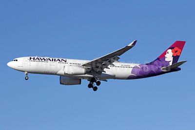 Hawaiian Airlines Airbus A330-243 N384HA (msn 1259) LAX (Michael B. Ing). Image: 908076.