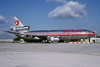 Hawaiian Airlines McDonnell Douglas DC-10-10 N171AA (msn 46906) MIA (Bruce Drum). Image: 103363.