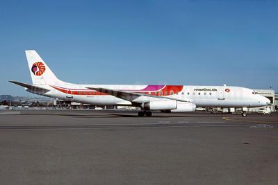 Hawaiian Air McDonnell Douglas DC-8-62 N1803 (msn 45895) SFO (Thomas Livesey). Image: 922065.