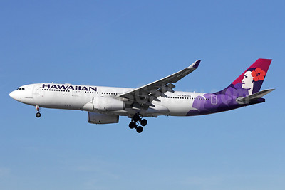 Hawaiian Airlines Airbus A330-243 N382HA (msn 1171) LAX (Michael B. Ing). Image: 909595.