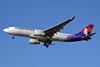 Hawaiian Airlines Airbus A330-243 N375HA (msn 1606) LAX (Jay Selman). Image: 403710.