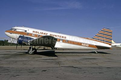 Holiday Hunters Douglas DC-3-208A N404D (msn 2107) DAB (Bruce Drum). Image: 104982.