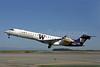 Horizon Air Bombardier CRJ700 (CL-600-2C10) N602QX (msn 10010) (Washington Huskies) SFO (Mark Durbin). Image: 901528.