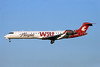 Horizon Air Bombardier CRJ700 (CL-600-2C10) N616QX (msn 10128) (WSU Cougars) SEA (Nick Dean). Image: 905466.