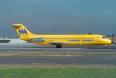 Hughes Airwest McDonnell Douglas DC-9-31 N921RW (msn 47164) PHX (Christian Volpati Collection). Image: 941634.