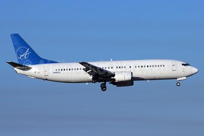 iAero Airways Boeing 737-401 N418US (msn 23985) RIV (Michael B. Ing). Image: 954925.