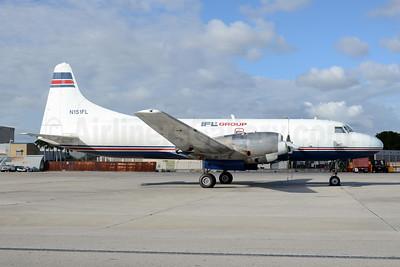IFL Group Convair 580 N151FL (msn 51) MIA (Bruce Drum). Image: 104986.